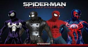 spider man shattered dimensions free