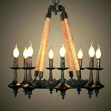candle chandelier outdoor covers