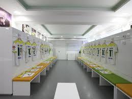 AEK Dressing Rooms