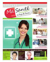 Ma Sant En Pays De Savoie La Savoie By Le Messager Issuu