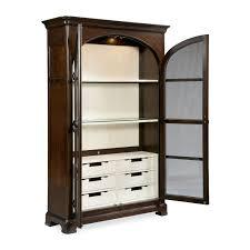 Paula Deen China Cabinet Paula Deen Furniture 393676 River House Paula S Best Dishes Pantry