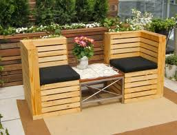 homemade pallet furniture. Marvelous The Best Pine Pallet Furniture Patio Natural Color Wooden Pict For Concept And Inspiration Homemade
