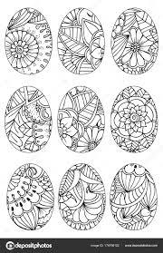 Paaseieren En Bloemen Voor Kunstzinnige Therapie Boek Kleurplaten