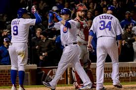 Chicago Cubs Depth Chart 2017 2017 Cubs Victories Revisited May 2 Cubs 8 Phillies 3