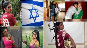 3 أسرار تٌكشف للمرة الأولى عن مايا خليفة.. أبرزها تهديد مسئول إسرائيلي  بارز.. وعلاقتها بـ «قيادي داعشي»