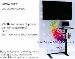 Multiple Poster Display Stands Products Vono Display 98
