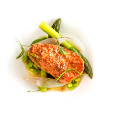 Salmon Sous Vide Chart Sous Vide Salmon In The Kitchen Sink Modernist Cuisine