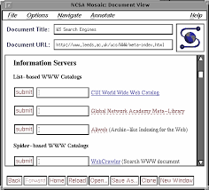 Running A WWW Service - 6 Searching And Indexing