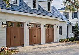 Garage doors Canyon Ridge Limited Edition Series carriage house