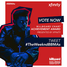 Voting Chart Maker How To Vote For The Weeknd For Chart Achievement Award
