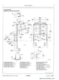 john deere 2755 wiring diagram john deere 2355 2555 2755 2855n tractors tm4434 technical manual enlarge wiring diagram