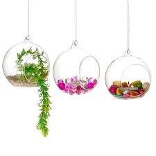 hanging glass chandelier