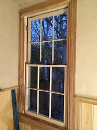 Antique Windows Window Restoration How To Re Rope Sash Cord Old Town Home