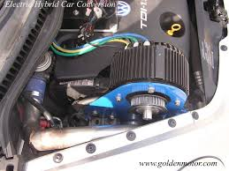 Electric car conversion kit Electric Car Motor electric hybrid car