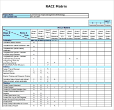raci chart excel printable chart rasci template excel raci project management trejos co