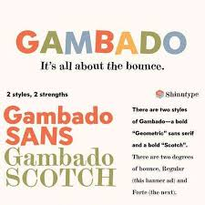 Forte Fonts Free Download Download Gambado Font Family For Free Uxfree Com
