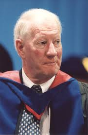 Barry McPherson at spring convocation 2002, Wilfrid Laurier ...