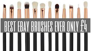 best ebay eye brushes aysha begum