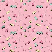 Retro Pattern Fascinating Retro Fabric Wallpaper Gift Wrap Spoonflower