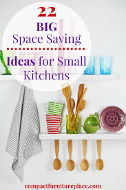 Space Saving For Small Kitchens 22 Incredibly Smart Kitchen Space Savers For Small Kitchens
