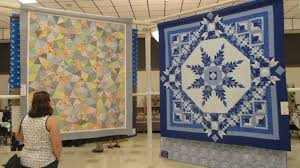 The Literate Quilter: 2017 CAMEO Quilt Show: Quilted Treasures & 2017 CAMEO Quilt Show: Quilted Treasures Adamdwight.com
