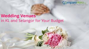 wedding venues kl selangor