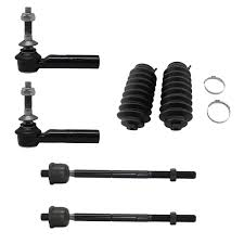 Check Suspension Light On 2006 Ford Expedition Detroit Axle 6pc Front Inner Outer Tie Rods W Rack And Pinion Boot Kit For 2003 2004 2005 2006 Ford Expedition Lincoln Navigator