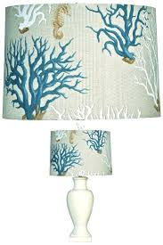 coastal lamp shades blue c lampshade coastal beach nautical lamp gold coast lamp shades coastal themed coastal lamp shades