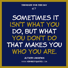 Thought For The Day Quotes Simple Thought For The Day About Action Action Quotes Www