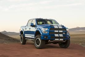 Looking For A 750HP Truck In The UK? Buy A Shelby F-150 Super Snake ...