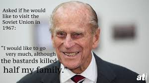 Prince Philip Quotes