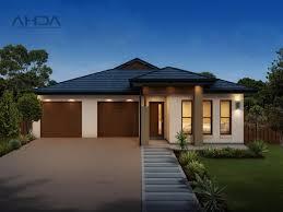 4 bedroom house designs. D4001 - Architectural House Designs Australia 4 Bedroom T
