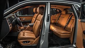 rolls royce ghost rear interior. 2018 rolls royce phantom viii ghost rear interior