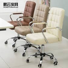 computer chair simple. Delighful Computer Office Chair Simple Computer Home Conference Chair Staff Bow Student  Dormitory Mahjong Lifting Rotating Intended Computer Simple P