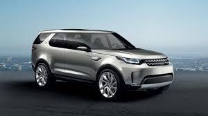 Land Rover reveals Discovery Vision concept in New York | Top Gear