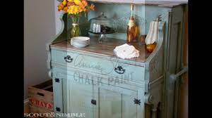 Duck Egg Blue Kitchen Cabinets Duck Egg Blue Chalk Paint Youtube