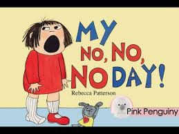 animated my no no no day by rebecca patterson read aloud books for children