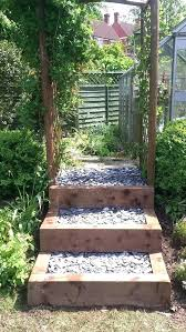 outdoor step ideas wooden outdoor step railing designs