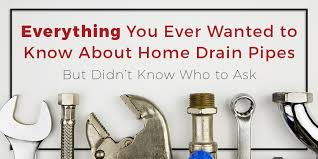 home drain pipes
