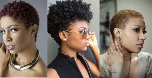 10 Idées De Coiffures Pour Cheveux Courts Afro à Adopter