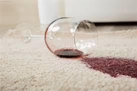image red wine spilled on carpet