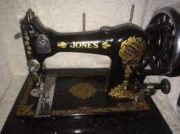 Jones Family Cs Sewing Machine Value