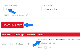 Creating A Voucher Adorable How To Create Onetime Redeemable QR Code Coupons Qrd°by