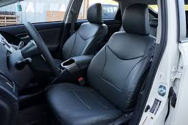 great toyota prius 2007 2017 iggee s leather custom fit seat cover 13colors available 2018 2019