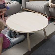 10085 simple nordic coffee table small