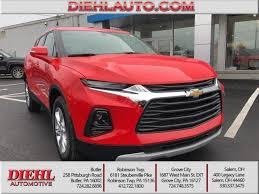 <b>2019</b> Chevrolet Blazer AWD SUV For <b>Sale</b> Grove City PA - G798