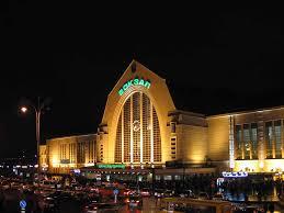 Железнодорожный вокзал Железнодорожный вокзал в Киеве Киевское  Железнодорожный вокзал Киев фото фотография картинка достопримечательности