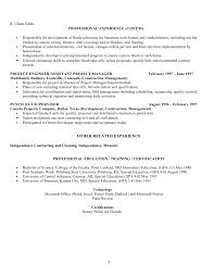 Resume No Nos Best Resume For R Ulann Gibbs Construction Mgt 48 F No Phone Nos