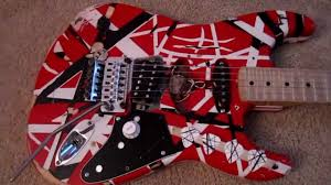 evh frankenstein frankenstrat how to build best guitar parts evh frankenstein frankenstrat how to build best guitar parts needed stripes pickup tune 2012 part 1
