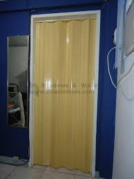 reasons why pvc folding door is applicable in home bathroom bicutan taguig